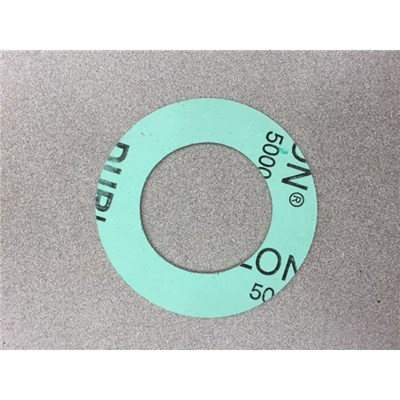 "GASKET 3 150# GREEN N/A 1/16"" THICK"