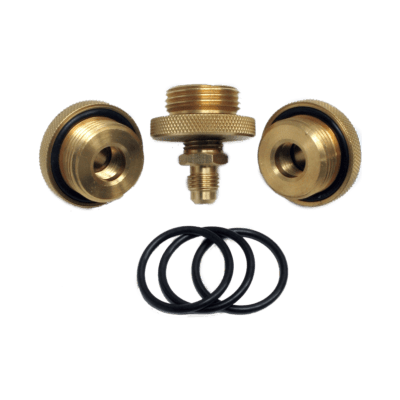 "QUICK CONNECT FITTINGS 3/4"" (SET OF 3)"