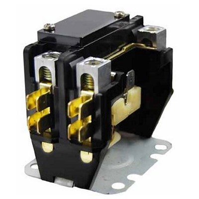 CONTACTOR 1-POLE 30AMP 24V