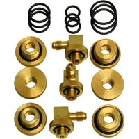 SWIVEL FITTINGS 1/4, 1/2, 3/4 (SET OF 9)