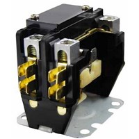 CONTACTOR 1-POLE 40AMP 24V